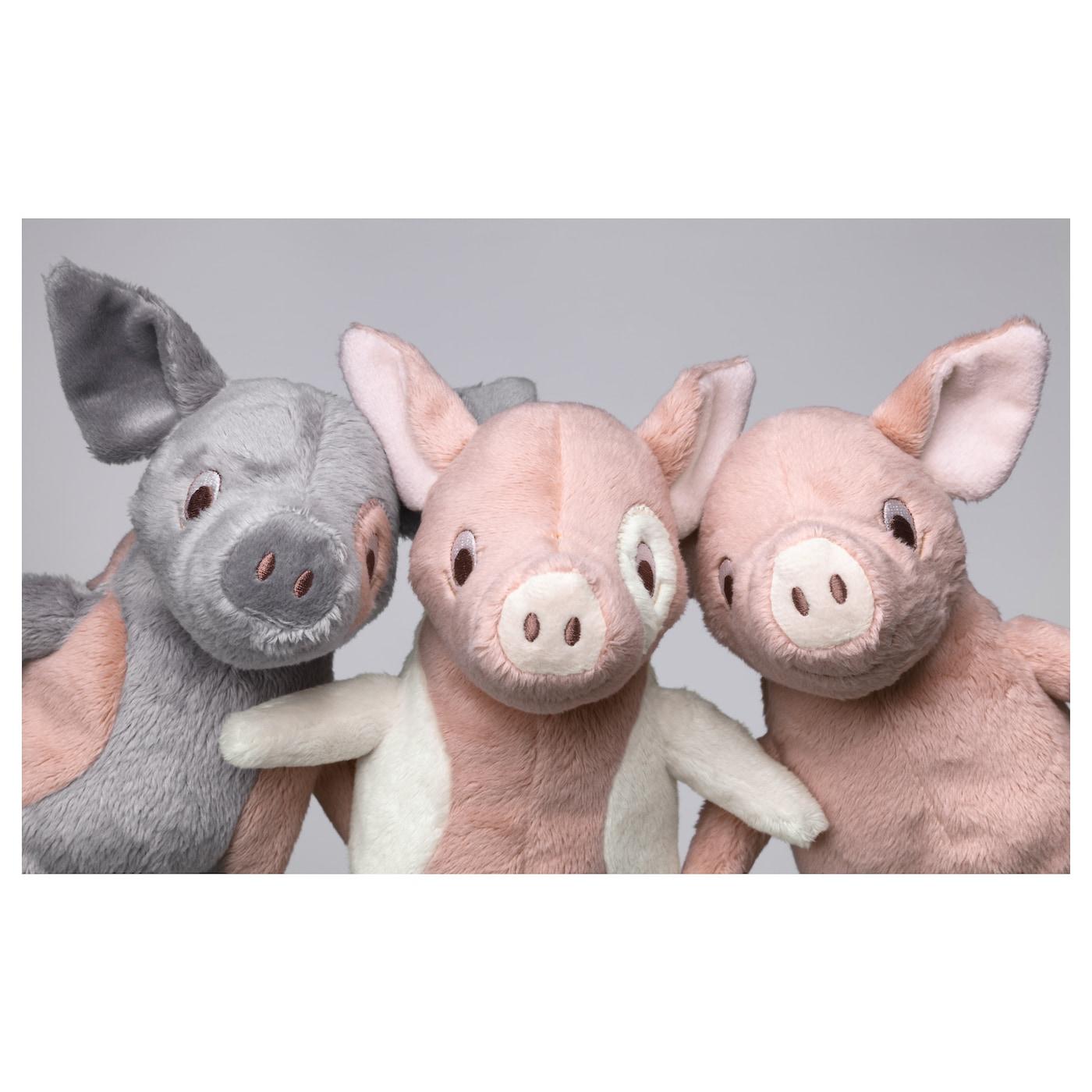KELGRIS Tøjdyr, gris forskellige modeller