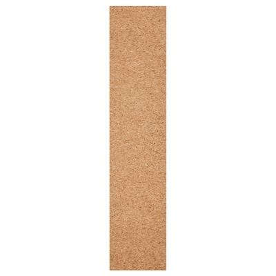 KIRKENES Låge, korkfiner, 50x229 cm