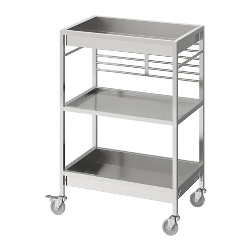 Lige ud KUNGSFORS Rullebord - IKEA HN87
