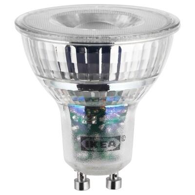LEDARE LED-pære GU10 400 lumen varm dæmpning 400 lm