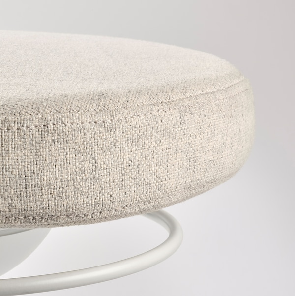 LIDKULLEN Aktiv sidde-/ståtaburet, Gunnared beige