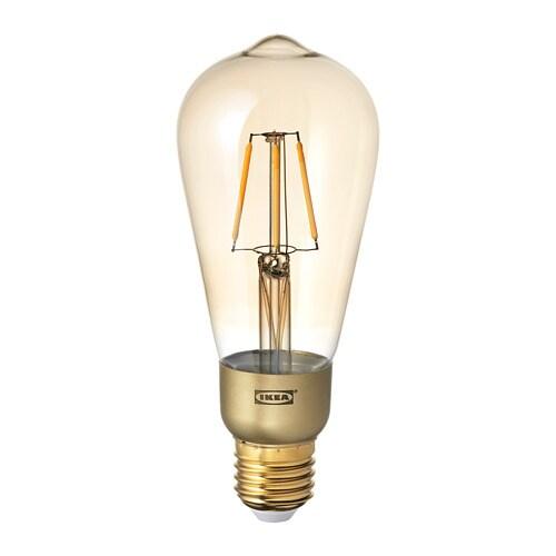 Fantastisk LUNNOM LED-pære E27 400 lumen - IKEA SW63