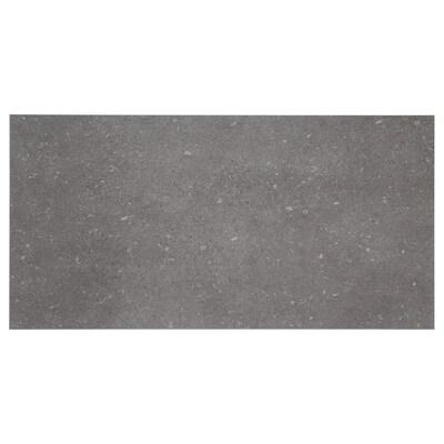 MARKYTA Gulv-/vægflise, grå, 1.97 m²