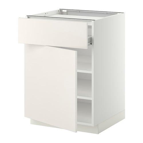metod f rvara usk kogpl skuf hyl d r hvid veddinge hvid ikea. Black Bedroom Furniture Sets. Home Design Ideas