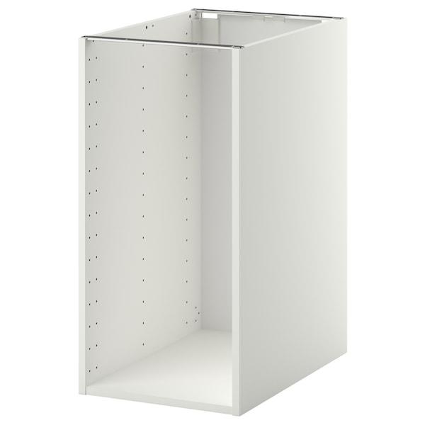 METOD Underskabsstel, hvid, 40x60x80 cm