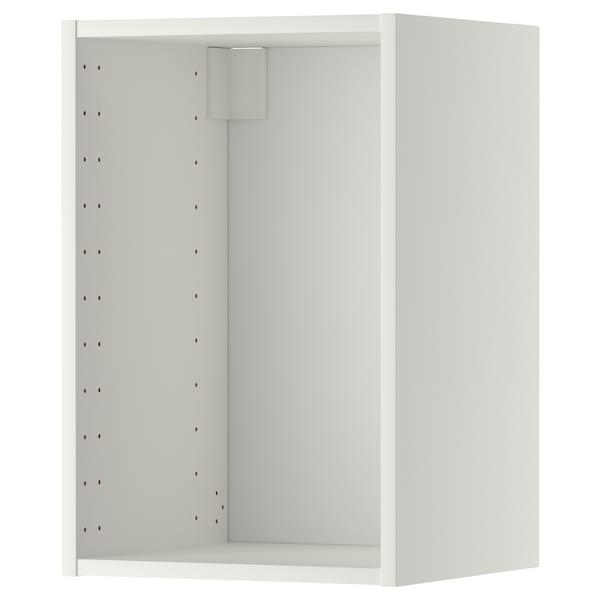 METOD Vægskabsstel, hvid, 40x37x60 cm