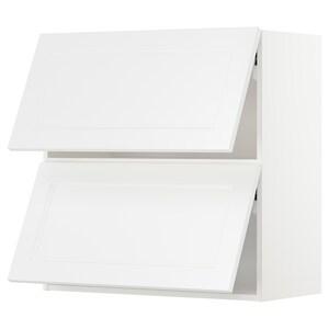 Front: Axstad mat hvid.