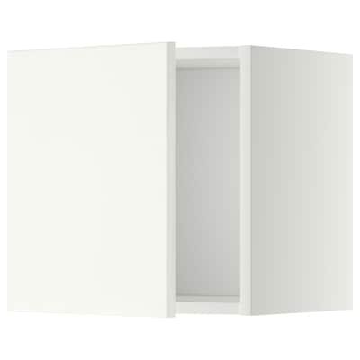 METOD vægskab hvid/Häggeby hvid 40.0 cm 38.6 cm 40.0 cm