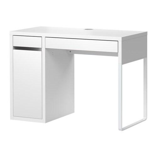 skrivebord ikea MICKE Skrivebord   hvid   IKEA skrivebord ikea