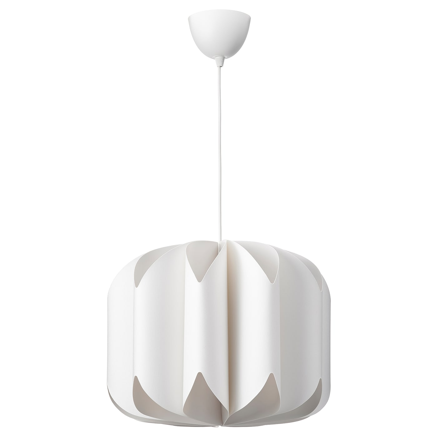 MOJNA / HEMMA Loftlampe, hvid