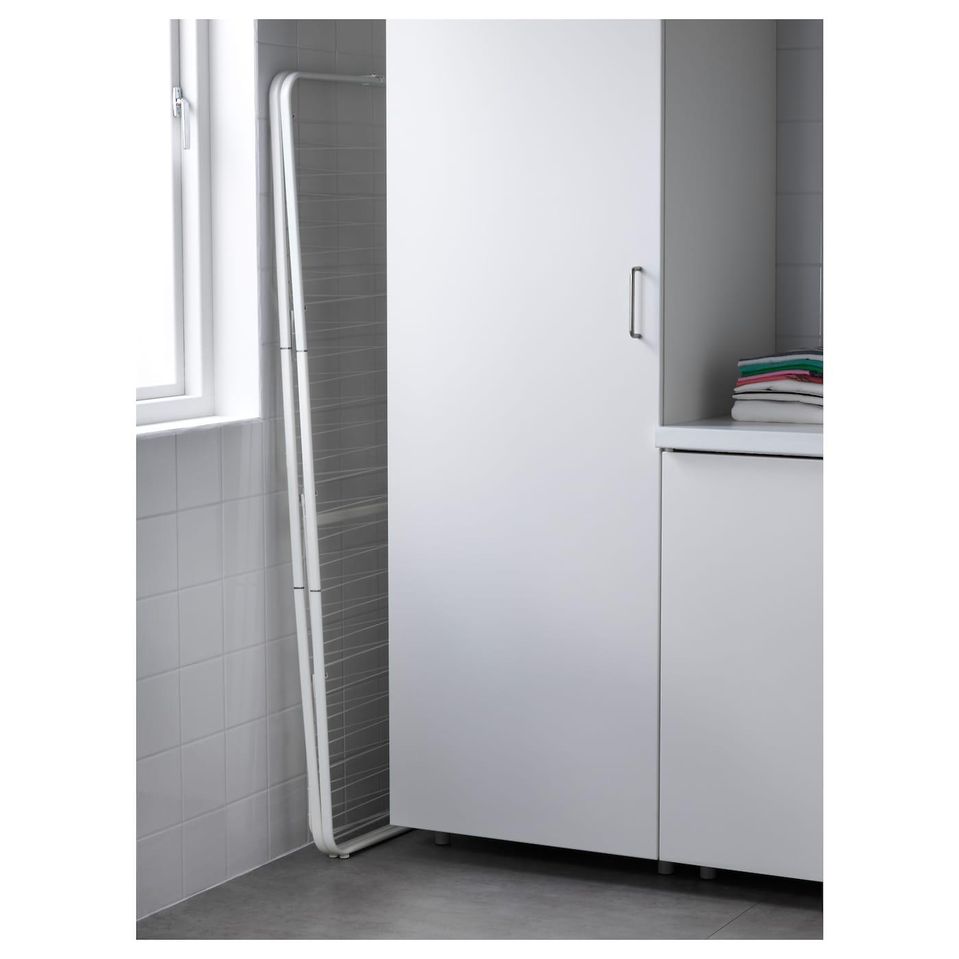Mulig Torrestativ 4 Niveauer Inde Ude Hvid Ikea