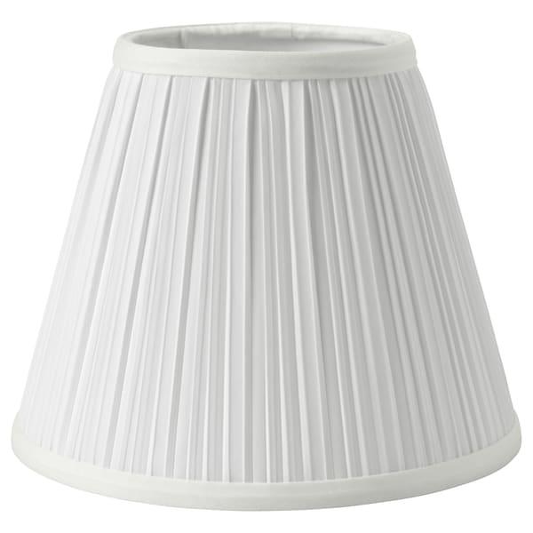 MYRHULT Lampeskærm, hvid, 19 cm
