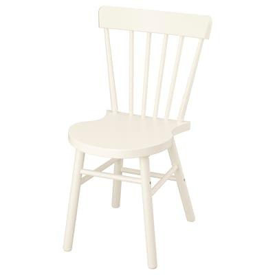 NORRARYD Stol, hvid
