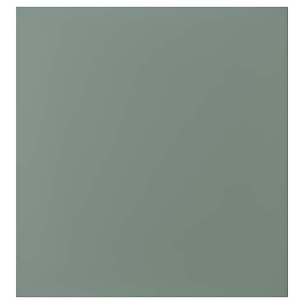NOTVIKEN Låge, grågrøn, 60x64 cm