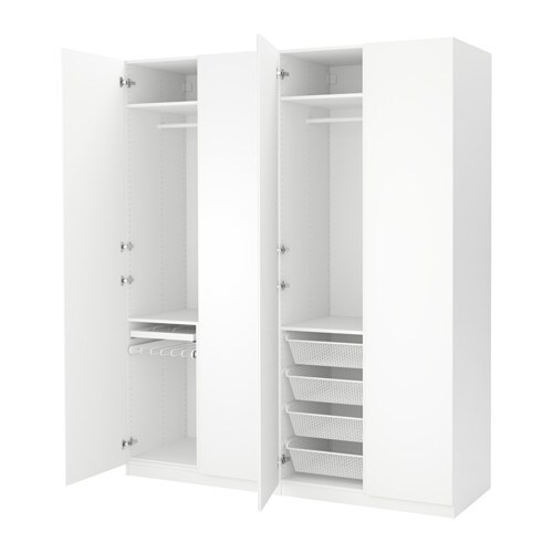 ikea pax skab samlevejledning PAX Garderobeskab   200x60x236 cm   IKEA ikea pax skab samlevejledning