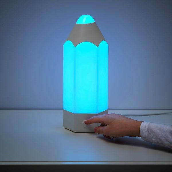 PELARBOJ LED-bordlampe, multifarvet
