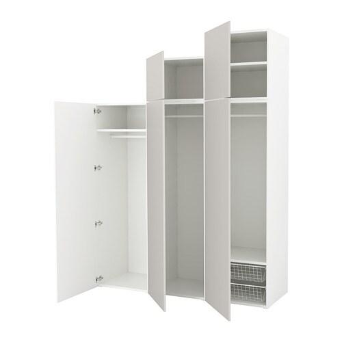 garderobeskab ikea PLATSA Garderobeskab   IKEA garderobeskab ikea