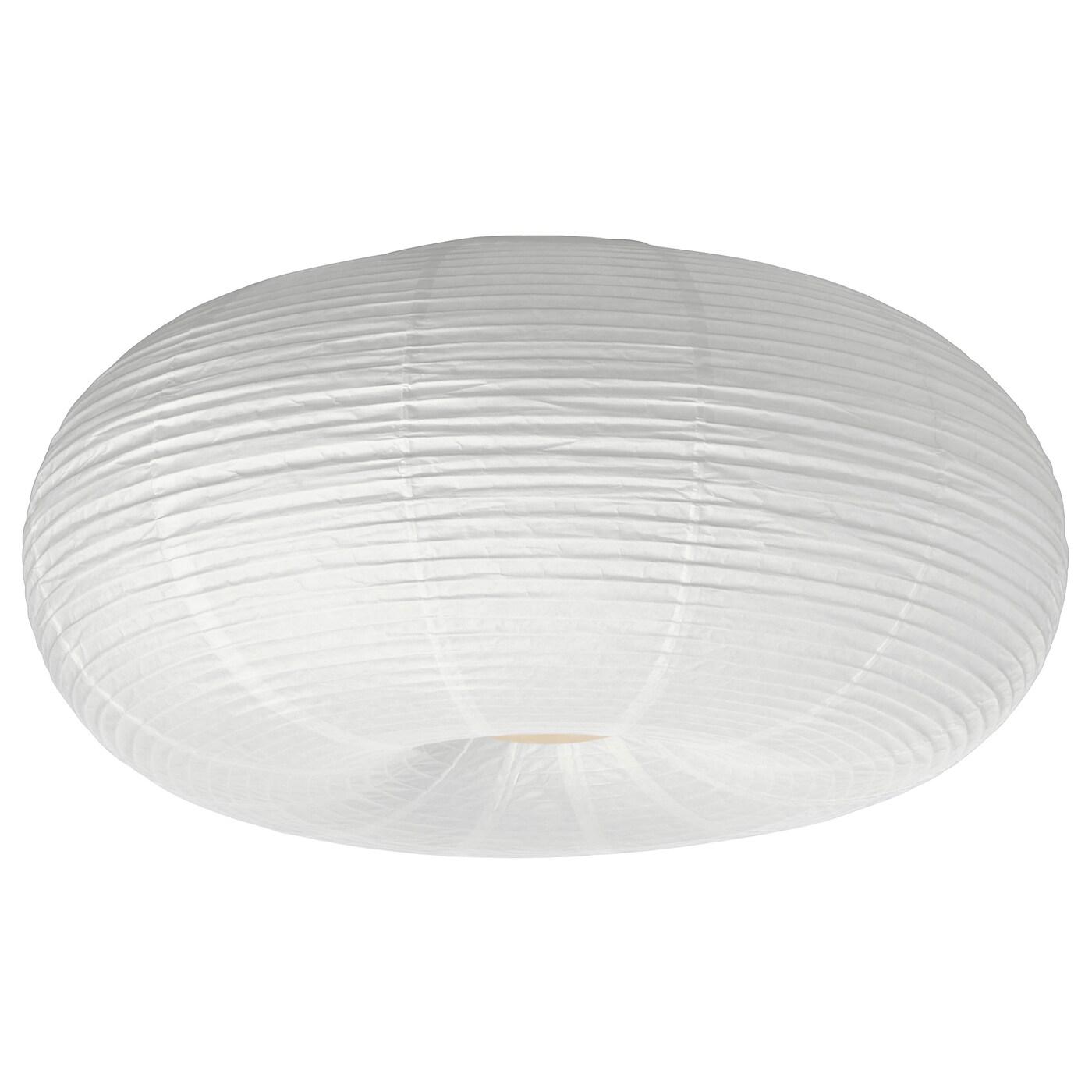Picture of: Risbyn Led Loftlampe Hvid 50 Cm Ikea