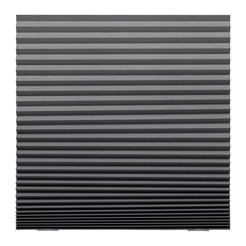 Ultra SCHOTTIS Plisségardin, mørklægning - IKEA KL72