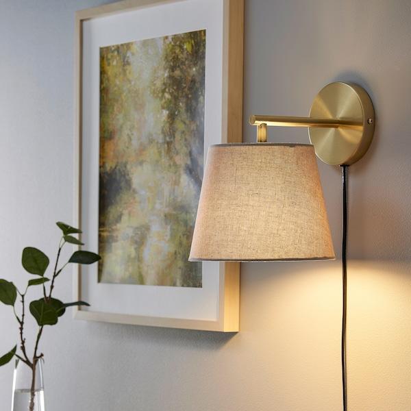 SKAFTET Væglampe, formessinget