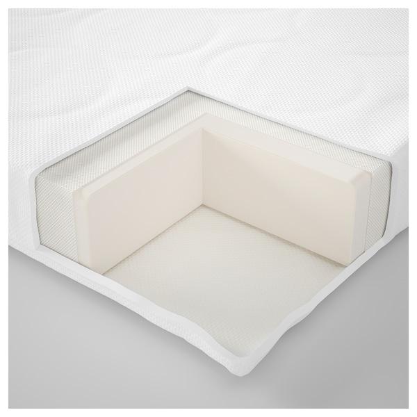SKÖNAST Skummadras til tremmeseng, 60x120x8 cm