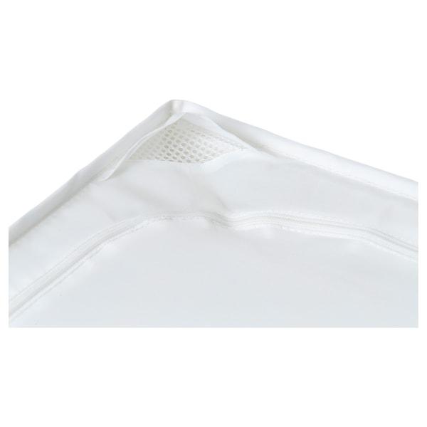 SKUBB Opbevaring, hvid, 93x55x19 cm