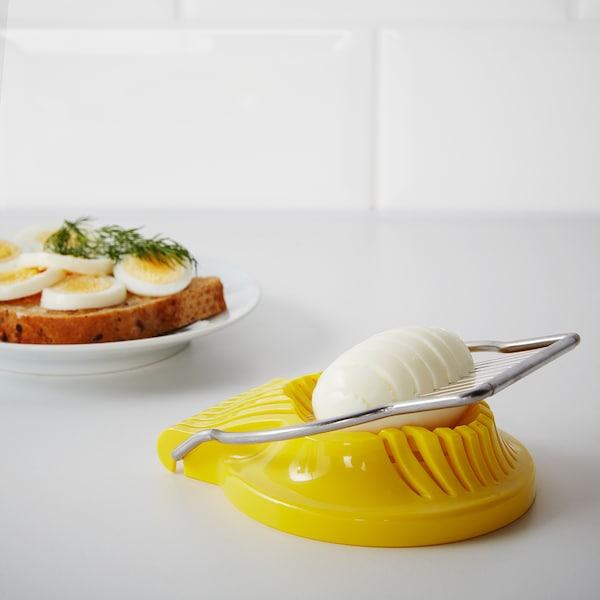 SLÄT Æggedeler, gul