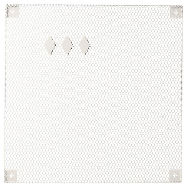 SÖDERGARN Opslagstavle med magneter, hvid, 60x60 cm