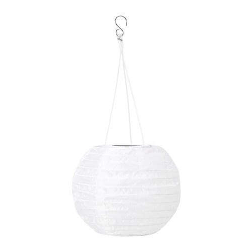 Massivt SOLVINDEN LED solcelledr loftlampe - IKEA VF91