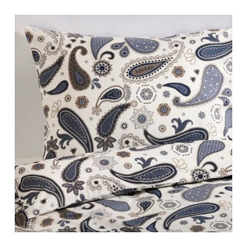 s tblomster dynebetr k og 1 pudebetr k 140x220 60x70 cm ikea. Black Bedroom Furniture Sets. Home Design Ideas