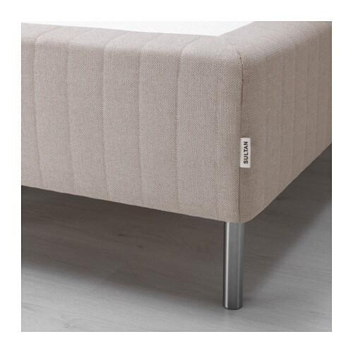 sultan seng Seng 140. Great Box Bed Edison Seng Med Oppbevaring Lysgr With  sultan seng