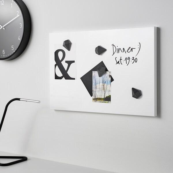 SVENSÅS Opslagstavle, hvid, 40x60 cm