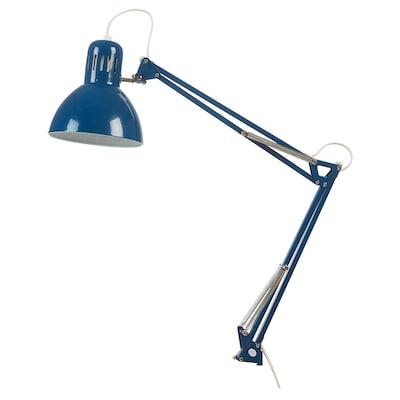 TERTIAL Skrivebordslampe, blå