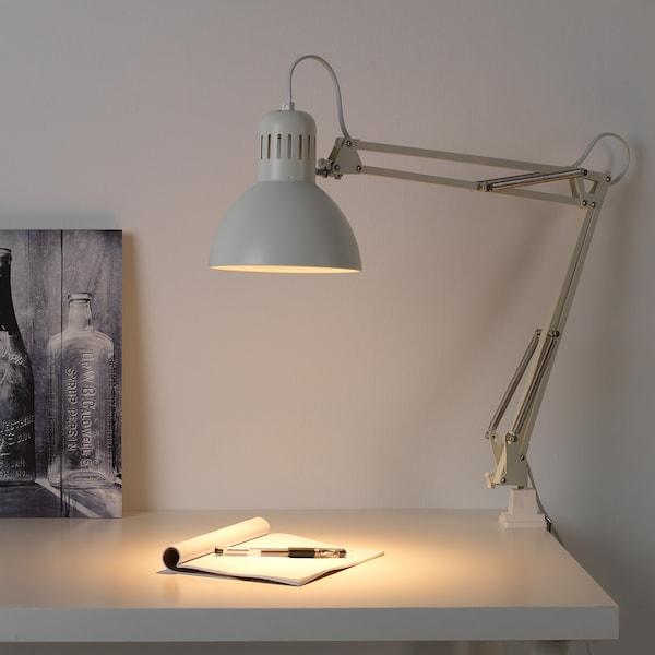 TERTIAL Skrivebordslampe, hvid