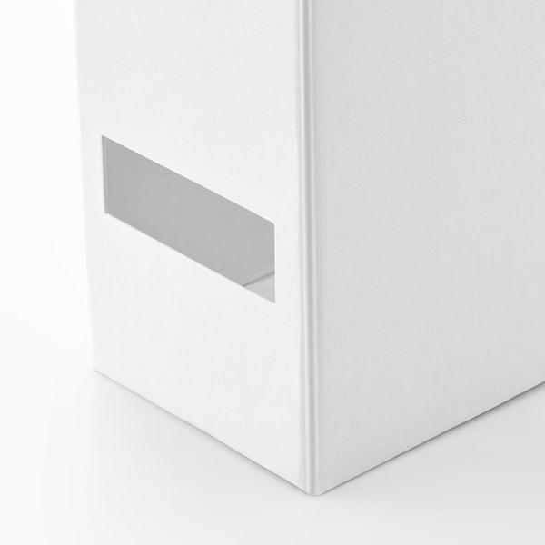 TJENA Tidsskriftsamler, hvid