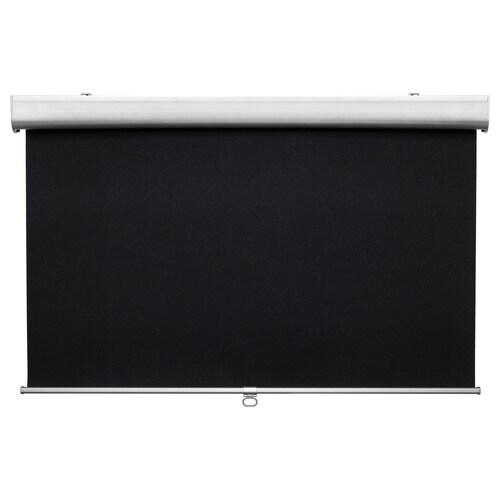 TRETUR mørklægningsrullegardin mørkegrå 80 cm 83.4 cm 195 cm 1.56 m²