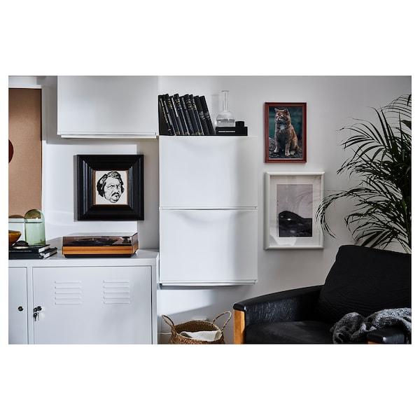 TRONES Skoskab/opbevaring, hvid, 52x39 cm