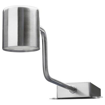URSHULT LED-skabsbelysning forniklet 100 lm 29 cm 7.4 cm 9.3 cm 3.5 m 2 W