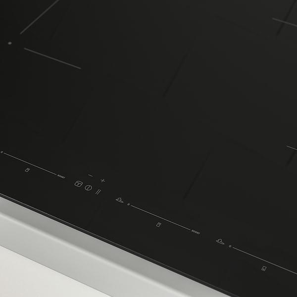 UTNÄMND Induktionskogeplade, IKEA 500 sort, 78 cm