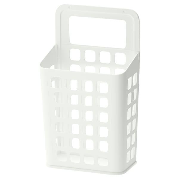 VARIERA Affaldsspand, hvid, 10 l
