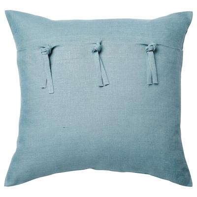AINA غطاء وسادة, أزرق فاتح, 50x50 سم