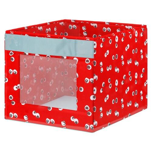 ANGELÄGEN box red 38 cm 42 cm 33 cm