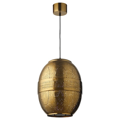 ANROPA Pendant lamp, brass-colour