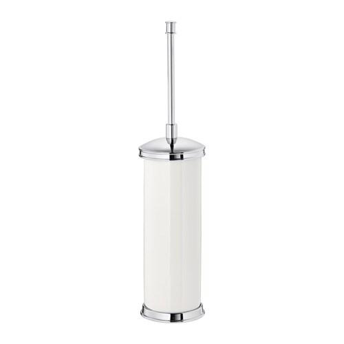 BALUNGEN Toilet brush/holder, white