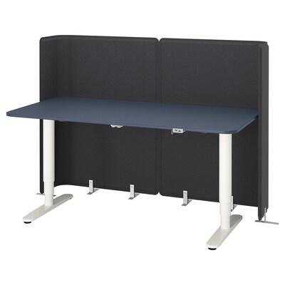BEKANT مقعد/كرسي مكتب استقبال