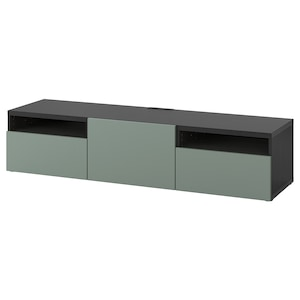 Colour: Black-brown/notviken grey-green.
