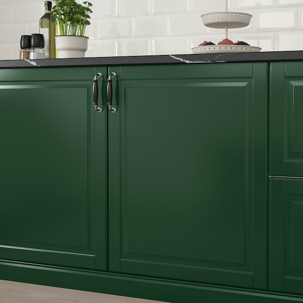 BODBYN باب, أخضر غامق, 40x80 سم