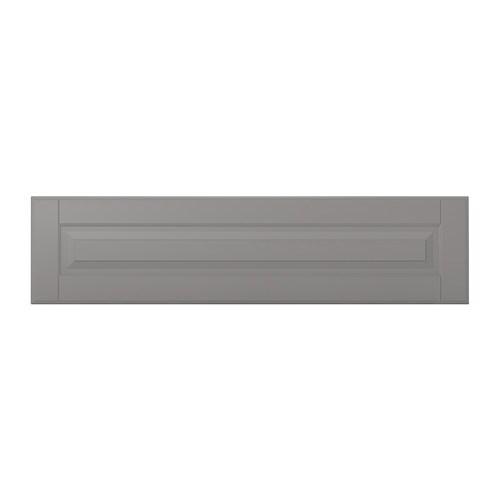 BODBYN Drawer front, grey