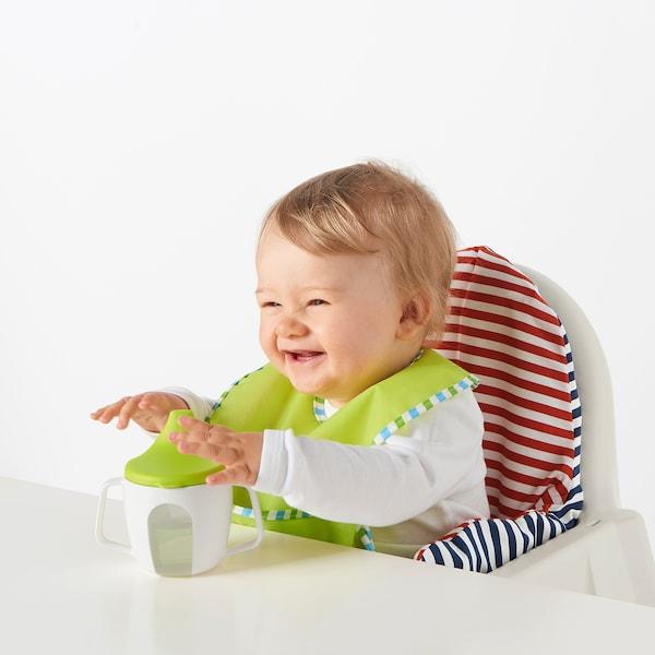 BÖRJA كوب طفل مع غطاء