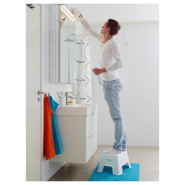 BOLMEN Step stool, white